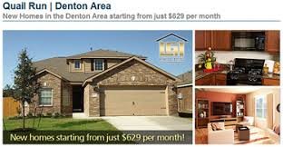 Lgi Homes Floor Plans by Lgi Homes Offer Denton Texas Buyers An Affordable Alternative