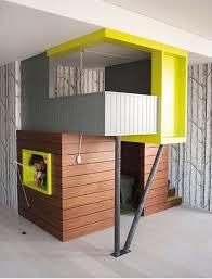cabane dans la chambre des idées et des inspirations pour réaliser un lit cabane dans la