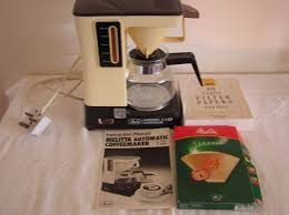 FREE VINTAGE MELITTA AUTOMATIC COFFEE MAKER