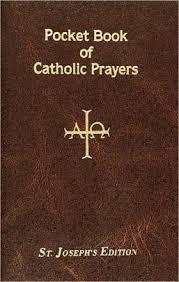 Pocket Book Of Catholic Prayers By Lawrence G Lovasik Paperback