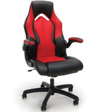 Essentials By OFM Racing Style Red Mesh Leather Gaming Chair ... Office Essentials Respawn400 Racing Style Gaming Chair Big And Cg Ch80 Red Circlect Hero Blackred Noblechairs Arozzi Monza Staples Killabee Recling Redblack 9015 Vernazza Vernazzard Nitro Concepts S300 Ex In Casekingde Costway Executive High Back Akracing Arc Series Casino Kart Opseat Master