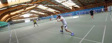salle de sport torcy espace tennis raquettes badminton vaires torcy 77 ile de