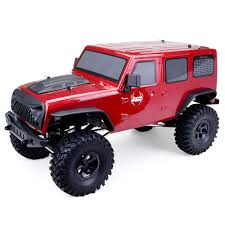 100 Rgt RGT EX86100 110 24G 4WD Offroad Brushed RC Car Monster Truck Rock Crawler RTR Red