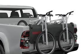Yakima CrashPad Yakima Truck Bed Bike Racks