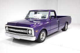 100 1972 Chevrolet Truck C10 Classic Auto Mall