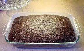 Best Moist Chocolate Cake Un iced