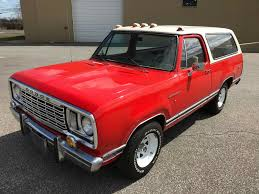 1977 Dodge Ramcharger For Sale SUV For Sale In Riverhead, NY ... Bangshiftcom This 1977 Dodge D700 Ramp Truck Is A Knockout Big Upgrade 36l Penstar Ram 1500 Models With More Performance From Pickup Built On Budget Diesel Power Magazine Adventurer Se 150 Stock 153899 For Sale Near Columbus My New 2013 Black Express Dodge Ram Forum Dodge Power Wagon Brush Truck 77 M880 Fire Truc Flickr Ready For Adventure Wagon Stepside Plum Crazy Purple Trucks Pinterest 3500 Heavy Duty Gta San Andreas M880_dod_military_truck_page Overview Cargurus