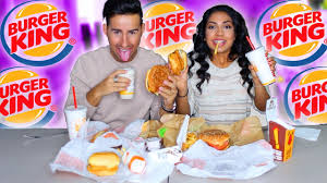 Sofa King Burger Menu by Trying Burger King Fast Food Taste Test Youtube