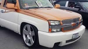 Bagged 2006 Chevy Silverado 24