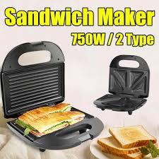 elektrische waffel maschine maker multifunktionale sandwich