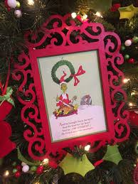 The Grinch Christmas Tree Ornaments by You U0027re A Mean One Mister Grinch