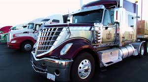 International Lonestar Trucks - YouTube