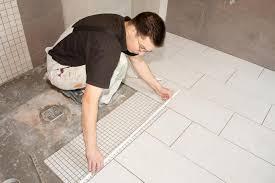 Küche Boden Verlegen Fliesen Sind In Deutschland Der Klassiker Für Bad Und Küche
