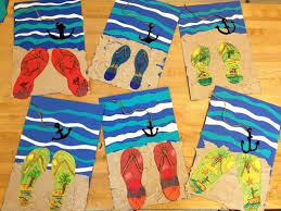Summer Craft For Preschool Art And Activities Ideas