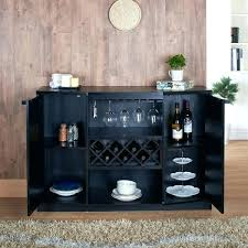 Buffet Server Cabinets Dining Room Sideboards Table Hutch Modern Wine Storage