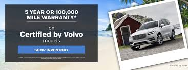 New Volvo & Used Car Dealer In Winter Park, FL - The Volvo Store
