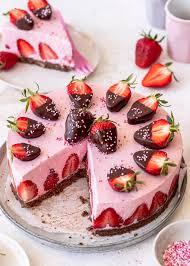 erdbeermousse torte ohne backen tipps für gelatine