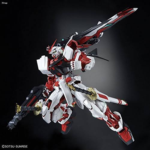 Gundam PG 1/60 Gundam Astray Red Frame Kai Model Kit