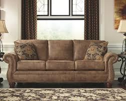 Milari Sofa Living Spaces by Amazon Com Signature Design By Ashley Larkinhurst Sofa Earth