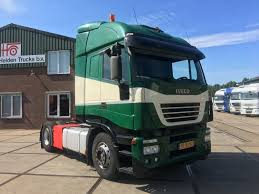 IVECO IVECO STRALIS 440S-480 / RETARDER / AIRCO Tractor Units For ...