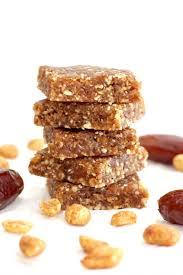 2 Ingredient Homemade Honey Nut Larabars