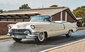 1955 Cadillac Eldorado vs 1955 Packard Caribbean vs 1956 Lincoln