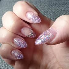 Absorbing Latest Nail Art Glitter Ideas As Wells As Women Glitter