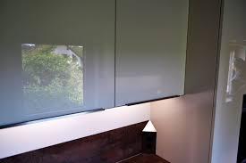 hochglanz küchen mit folie schichtstoff glas oder lack