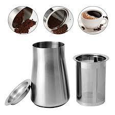 Coffee Powder Filter6373106MM Stainless Steel Sieve Fine
