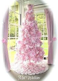 Small Tree Skirt Pink Romantic Home Tour Cupcake Garland And