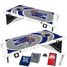 University Of Memphis Tigers Cornhole Bean Bag Toss Game