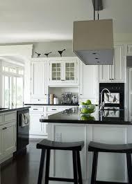 cuisine blanc et noir 20 idées de cuisine noir et blanc à découvrir