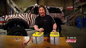 Quick Tip: Hooking Up 2 Batteries - YouTube Noco 4000a Lithium Jump Starter Gb150 Diesel Truck Batteries Walmart All About Cars How To Replace Dodge Battery 2500 3500 Youtube Articulated Dump Truck Battypowered For Erground Ming Cartruckauto San Diego Rv Solar Marine Golf Cart Artisan Vehicle Systems Hybrid Big Rig Photo Image Gallery Fixing That Dead Problem Troubleshoot A Failure Sema 2015 Truckin In The Central Hall 300mph Turbo Diesel Powered Open Road Land Speed Racing