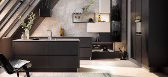 schwarze küchen als trend dunkles design als eyecatcher