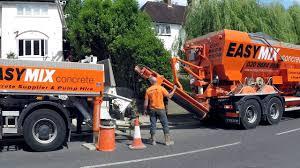 100 Concrete Pumper Truck Boom Pump EasyMix UK LTD YouTube