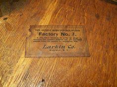 Chautauqua Desk Larkin Soap by At Least One Of The Early Larkin Chairs The Chatauqua 1898 To