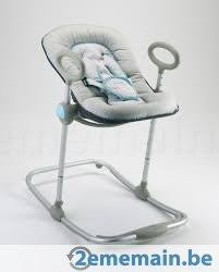 beaba relax up bébé transat téléscopique a vendre