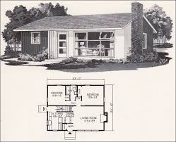 The Retro Home Plans by 246 Best Floor Plans And Elevations Images On Vintage