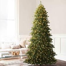 Balsam Hill Berkshire Mountain Fir Artificial Christmas Tree 65 Feet Clear Lights