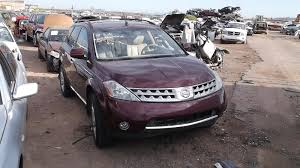 Used 2006 NISSAN MURANO Parts Cars Trucks | Tristarparts