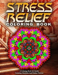Stress Relief Coloring Book Volume 13 Adult Books Best Sellers For Women