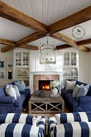 Coastal Living White Nautical