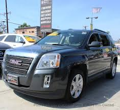 100 Drs Truck Sales 2011 Used GMC Terrain FWD 4dr SLT1 At Hawthorne Motors PreOwned