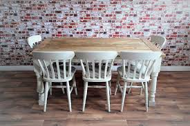 Up To Twelve Seater Rustic Farmhouse Extending Dining Table ... 30 Best Ding Room Decorating Ideas Pictures Of Diy Projects Chalk Paint Table Makeover Sarah Joy How I Used An Old Wood Ding Table Outside Songbird Painted Sets Great Fniture Trading Company And Chairs Hand Mexican Ikea Bentleyblonde Farmhouse Set About Bench Igpeuk Artime Farmhouse And 4 Chairs 180cm X 91cm Rustic Oak Painted In Wimborne White