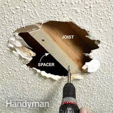 Ceiling Joist Spacing For Gyprock by Why Remove Popcorn Ceiling When You Can Cover It With Drywall