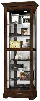 howard miller 680 469 martindale curio cabinet