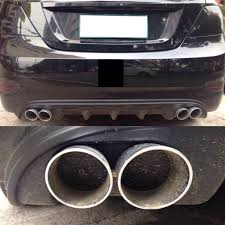 Twin Dual Exhaust Tips On An Accent? Hm, I Wonder How. : Shitty_Car_Mods 985 Ctt Look Exhaust Tips On Ebay Anyone Done This 6speedonline Carriage Works Roll Pan And Goingbigger Tips Afe Power 49c42046b Mach Forcexp 5 409 Stainless Steel Bms Black Exhaust New Plates Put On Love Them Golfgti G37x Sedan Myg37 Npp Camaro6 Carven Direct Fit Square Muffler For My 2016 Civic Touring Honda 12014 F150 Ecoboost Gibson 4 Metal Mulisha Catback Kit How To Clean Pipes Audiworld Forums Dodge Ram 1500 42018