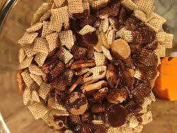 Pumpkin Spice Chex Mix by Where Are We Going U0026 Why Are We In This Handbasket October 10