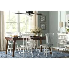 5 Blade Ceiling Fan Dining Room Table Chairs Fantastic Furniture Three Posts