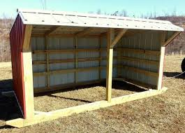 basic loafing shed blueprints size 12x24 loafing shed steel